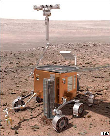 ยาน ExoMars ที่จะเดินทางออกจากโลกในปี 2018  เพื่อที่จะสำรวจแหล่งกำเนิดก๊าซมีเทน ยานนี้สามารถทำการเจาะพื้นผิวดาวได้ลึก 2 เมตร