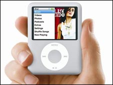Ipod nano, PA/Apple