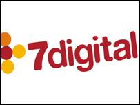 7digital logo