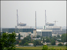 Kozloduy power station