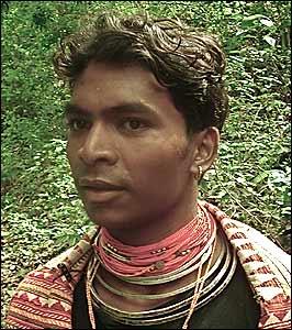 Dhongra activist Jitu