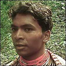 Activist Dhongra Jita Jakeskia
