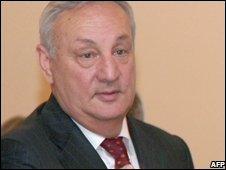 Sergei Bagapsh
