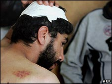Midhat Abu Karsh, the victim of the alleged attack