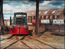 Bowes Railway Incline. Photos by Boris Baggs, copyright English Heritage
