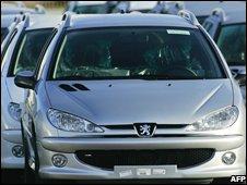 New Peugeot cars
