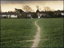 Newbury battlefield