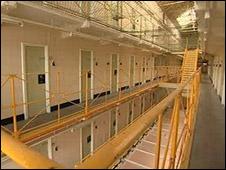 HMP Dartmoor cells