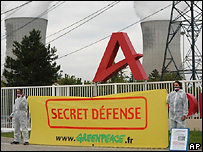 Атомная электростанция ''Трикастен''