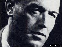 Aribert Heim, fotografiado en 1950