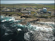 Aerial view of Dounreay (Pic: Dounreay)