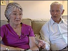 Ron and Gwenda Bennett