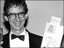 Peter Carey wins the Booker Prize in 1988