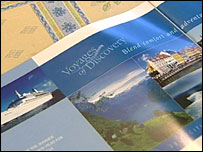 Voyages of Discovery brochure