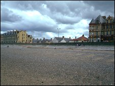 Rhyl seafront (pic: Ronnie Perkins)