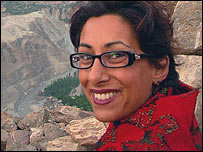 Saira Khan [from her series Saira Khan's Pakistan Adventure]