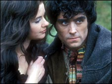 bbc news uk magazine which wuthering heights character are you  angela scoular as cathy and ian mcshane as heathcliff