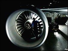 Rolls-Royce aeroplane engine