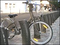 Bicicleta Vélib