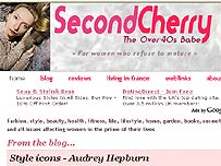 Second Cherry website