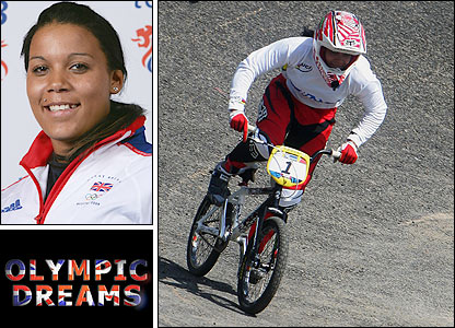 Shanaze Reade is featured in BBC's Olympic Dreams