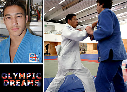 Ashley McKenzie is featured in BBC's Olympic Dreams