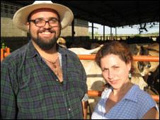 Yurani and Florencio
