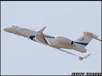 طائرة التجسس الاسرائيلية ايتام