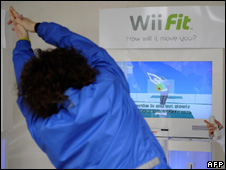 Wii in action