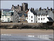 Elie Seafront (Courtesy undiscovered Scotland)
