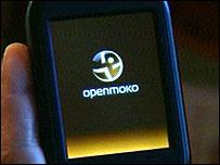 Openmoko phone