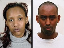 Fardosa Abdullahi and Yassin Omar