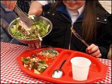school meals (generic)