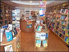 Simply Books in Bramhall