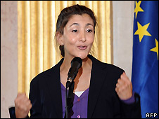 Ingrid Betancourt - 9/7/2008