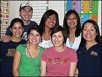 Jóvenes hispanos