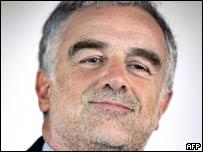 Luis Moreno Ocampo, fiscal de la Corte Penal Internacional