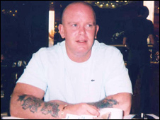 Tony Dulieu, one of the murdered men