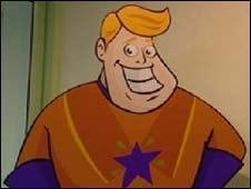 Diamond Dan, Orangefest mascot