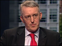 Hilary Benn, MP