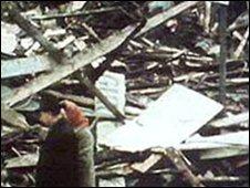 The devastation left at McGurk's bar