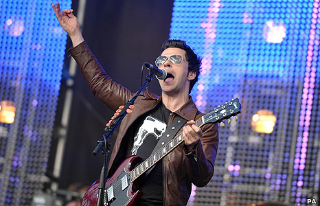 Kelly Jones from Stereophonics