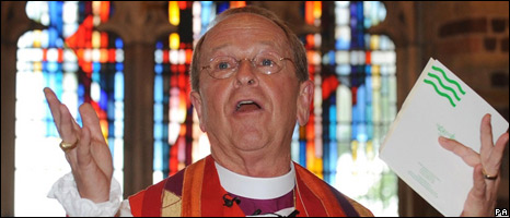 The Right Reverend Gene Robinson