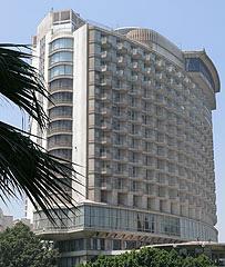 Hotel Grand Hyatt de El Cairo.