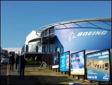 Boeing chalet