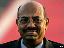 Omar al-Bashir (March 2008)