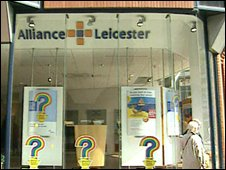 Branch of Alliance & Leicester