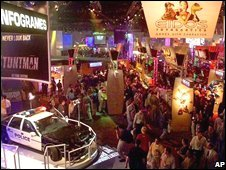 E3 games show, AP