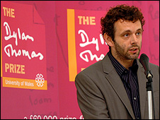 Michael Sheen at the list launch