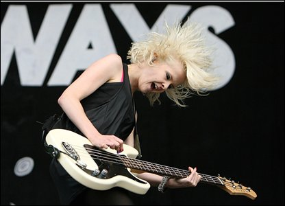 Charlotte Cooper, The Subways